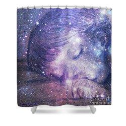 Sweet Dreams Shower Curtain