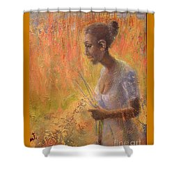 Sweet Grass Shower Curtain