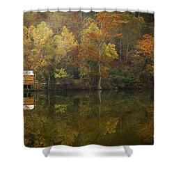Sweet Home Shower Curtain