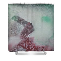Sweet In Pain Shower Curtain