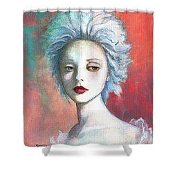 Sweet Love Remembered Shower Curtain by Terry Webb Harshman