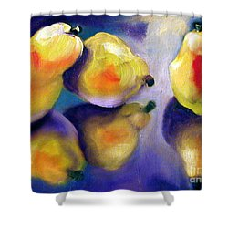 Sweet Reflection Shower Curtain