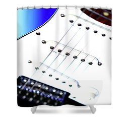 Shower Curtain featuring the photograph Sweet Rift Maker by Baggieoldboy