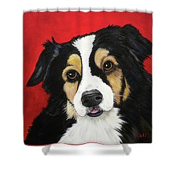 Sweet Scout Shower Curtain