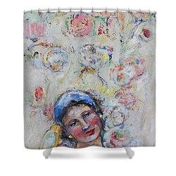 Sweet Secrets Shower Curtain