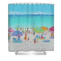 Sweet Sweet Summer Shower Curtain