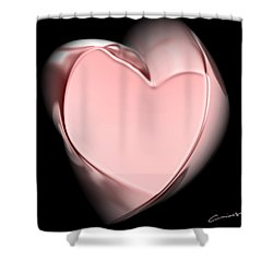 Sweet Twisted Love Shower Curtain