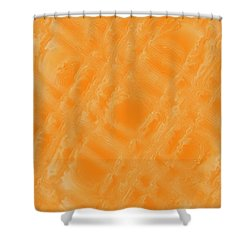 Sweetly Industrious Shower Curtain by Pharris Art