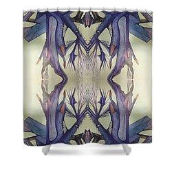 Vortex Of Emotions Shower Curtain