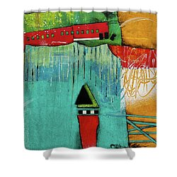 Switch It Up Shower Curtain