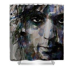 Syd Barrett Shower Curtain