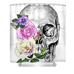 Symbol Of Change Shower Curtain