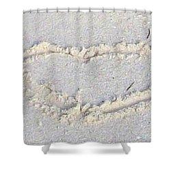 Symbolic Shower Curtain