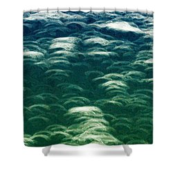 Syzygy Shower Curtain