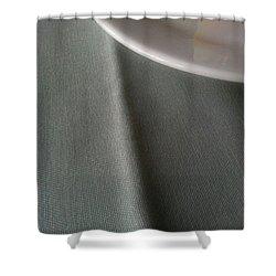 Tablecrease Shower Curtain