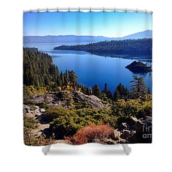 Tahoe Shower Curtain