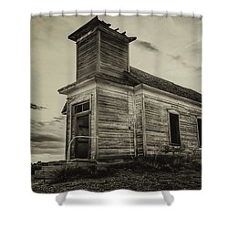 Taiban Presbyterian Church, New Mexico #2 Shower Curtain