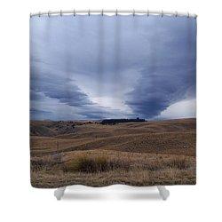 Taieri Pet Shower Curtain