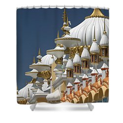 Taj Mahal Shower Curtain by Living Color Photography Lorraine Lynch