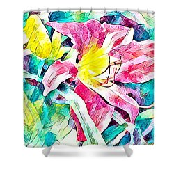 Take Another Look Shower Curtain
