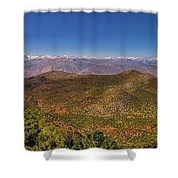 Shower Curtain featuring the photograph Take It All In by Rick Furmanek