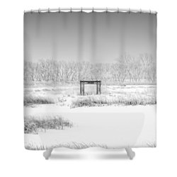 Take Me To Church Shower Curtain