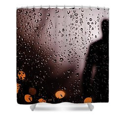 Shower Curtain featuring the photograph Take Your Light With You by David Sutton