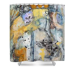 Tales Of Intrigue Shower Curtain