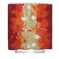 Tall Drink Nine Shower Curtain