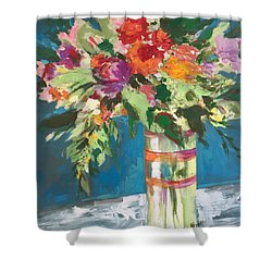 Tall Drink Of Water Shower Curtain