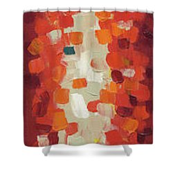 Tall Drink Ten Shower Curtain