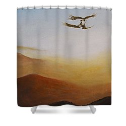 Talon Lock Shower Curtain