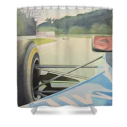 Tamburello 1994 Shower Curtain