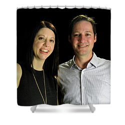 Tami Cheesman 2 Shower Curtain