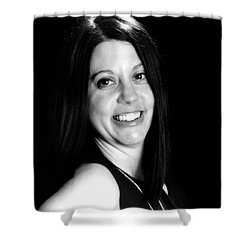 Tami Cheesman Shower Curtain