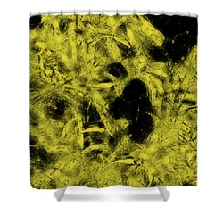 Tangled Branches Shower Curtain