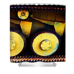 Tank Detail Shower Curtain