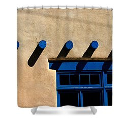 Taos Afternoon Shower Curtain