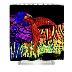 Taronga For The Wild 1 Shower Curtain
