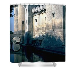 Tarragon France Shower Curtain by Flavia Westerwelle