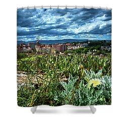 Tarragona From The Roman Wall Shower Curtain