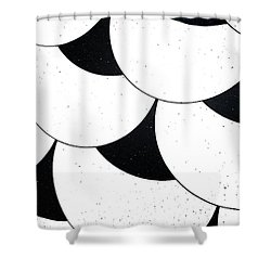 Tate Style Shower Curtain by Rebecca Harman