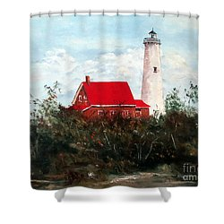 Tawas Shower Curtain