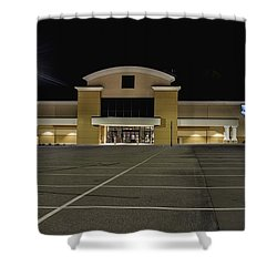 Tc-1 Shower Curtain
