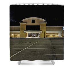 Tc-1 Shower Curtain