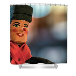 Shower Curtain featuring the photograph Tchantches by Jeremy Lavender Photography