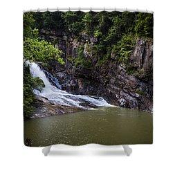 Tallulah Falls Shower Curtain