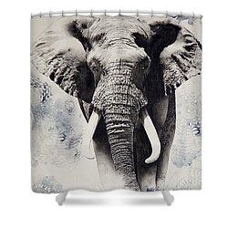Tembo Shower Curtain