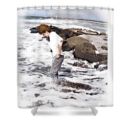 Tempting Shower Curtain