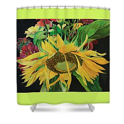 Tender Mercies Shower Curtain